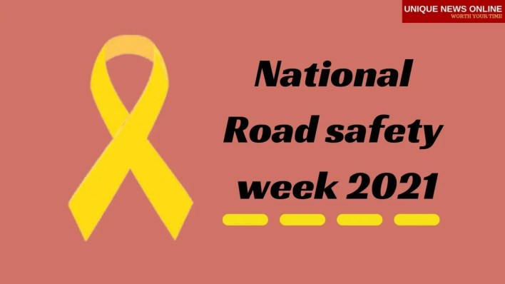 National Road safety week  Quotes