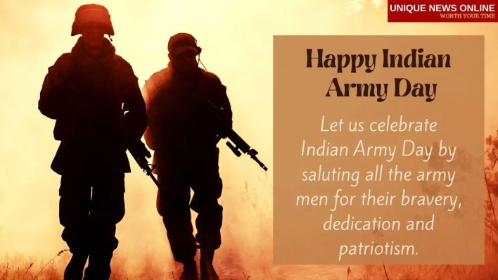 Army Day Wishes