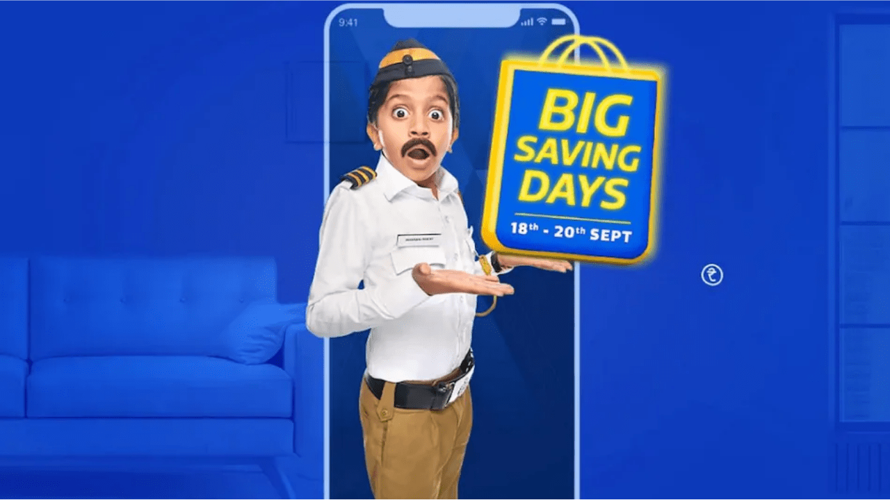 Flipkart Big Saving Days sale 2021 start on January 20 and get up to 80 discount on many products