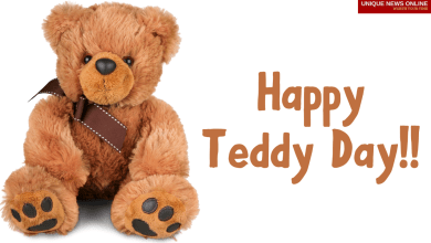 Happy Teddy Day 2021 Wishes, Greetings, Messages and Quotes to Share #HappyTeddyDay