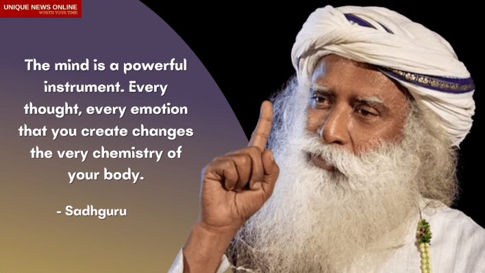 Best Sadhguru Quotes for Life
