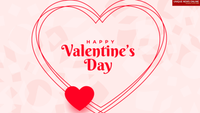 Happy Valentine's Day Wishes and HD Images in Hindi: Share These Greetings, Messages, Quotes, Sayings, HD Images, SMS, Text