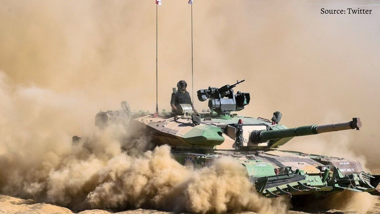 Ministry of Defense approves Rs 6000 crore for Arjun Mk-1a tank, know its specialty