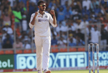 Ind Vs Eng: England All-out on 112 runs in first innings, havoc of Axar