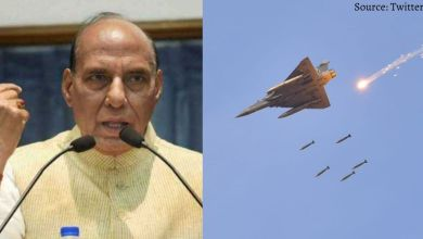Balakote air strike completes two years, Rajnath Singh salutes the valor of the Indian Army #BalakotAirStrike #IndianAirForce