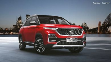 MG Hector 2021: MG Hector CVT to be launched today, know what is special #MGHector2021 #MGHector