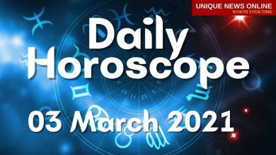 Daily Horoscope: 3 March 2021, Check astrological prediction for Aries, Leo, Cancer, Libra, Scorpio, Virgo, and other Zodiac Signs