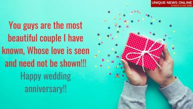 50+ Happy Wedding Anniversary Wishes, and Quotes for Friend