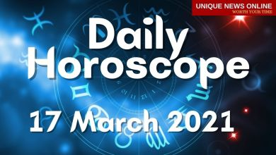 Daily Horoscope: 17 March 2021, Check astrological prediction for Aries, Leo, Cancer, Libra, Scorpio, Virgo, and other Zodiac Signs