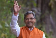 Uttarakhand: On CM Rawat's chair, will meet Shah-Nadda