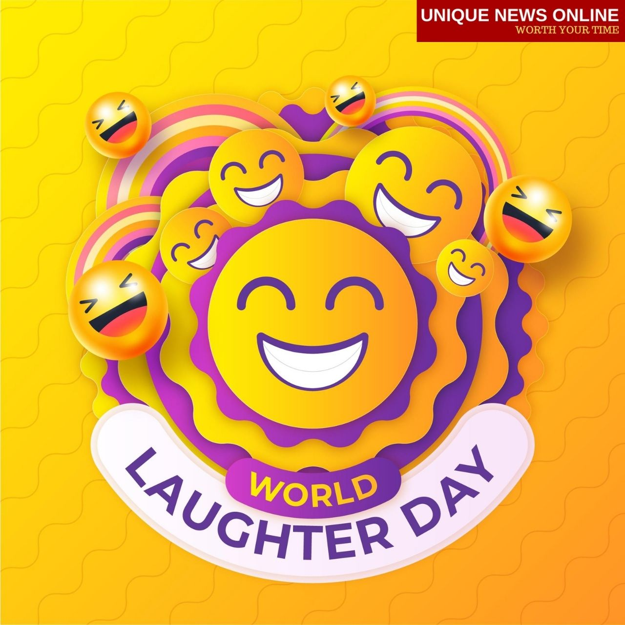 Happy World Laughter Day 2021 Theme, Wishes, WhatsApp Status Videos, Quotes, Messages, Jokes, and Images