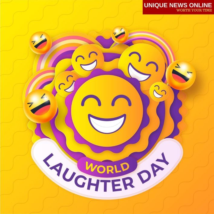 Happy World Laughter Day 2021 Theme