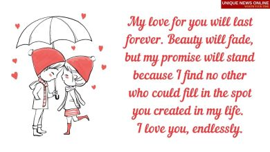 30+ Sweet, Deep, and Touching Love Messages for her
