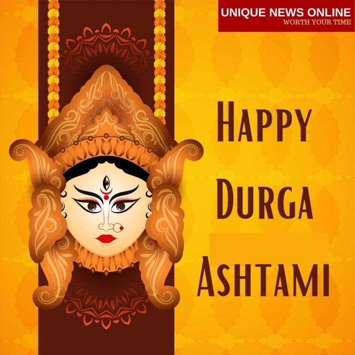 Happy Durga Ashtami Wishes