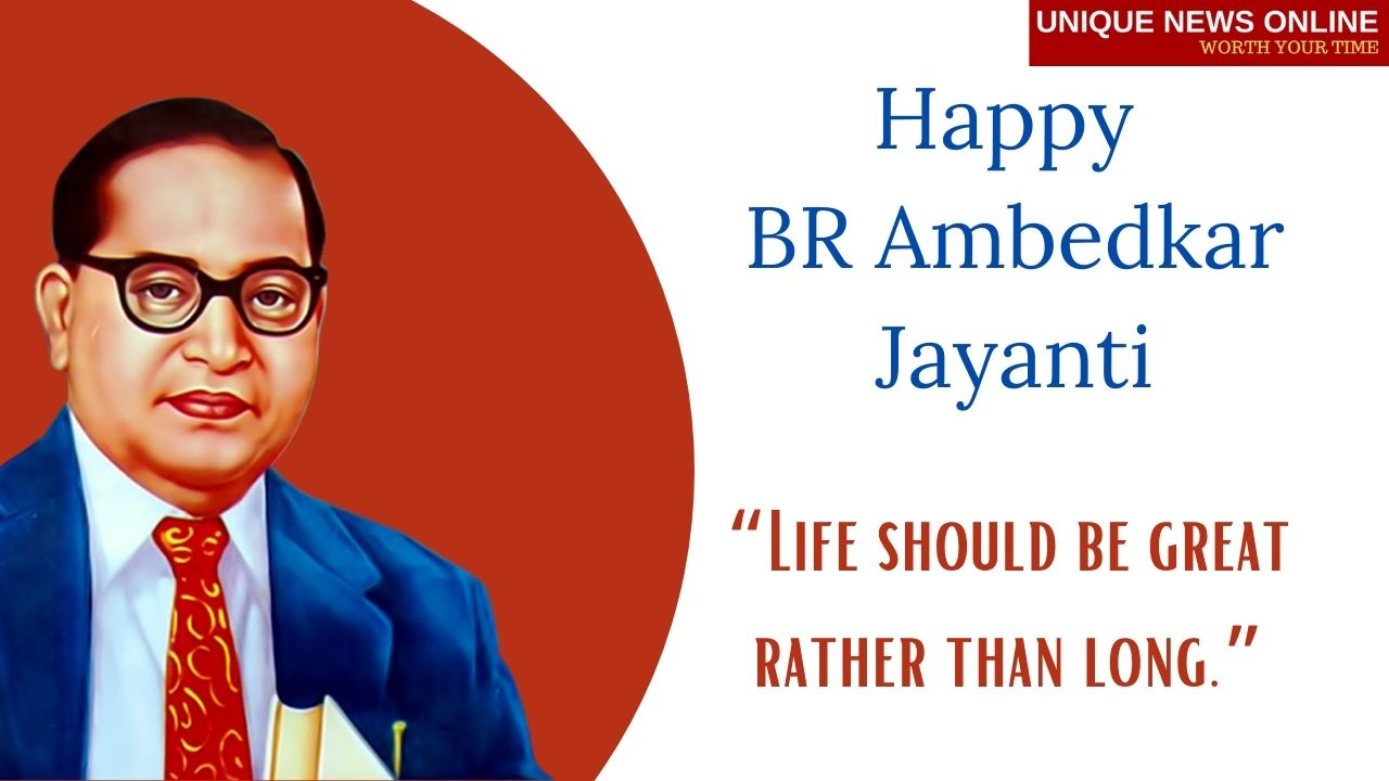 BR Ambedkar Jayanti 2021: Here are the top 10 Motivational Quotes by BhimRao baba saheb