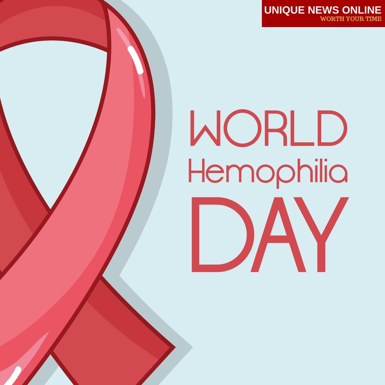 World Hemophilia Day 2021 Wishes, Messages, Greetings, Quotes, and Images