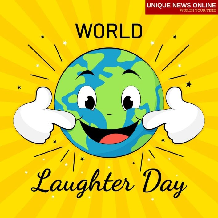 Happy World Laughter Day Wishes