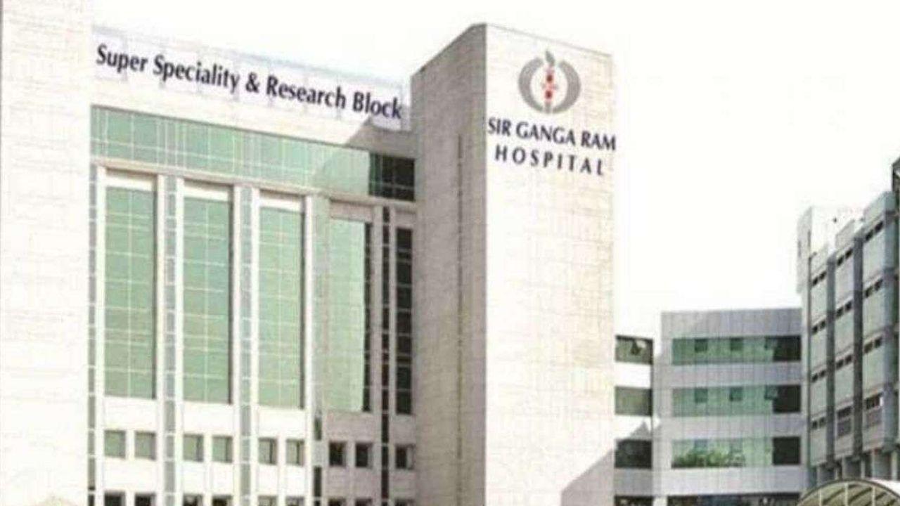 Corona Hot Spot becomes Delhi's Sir Ganga Ram Hospital! 37 doctors simultaneously infected