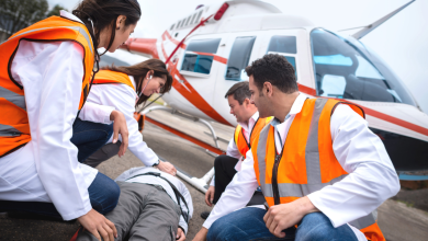 When to Call an Air Ambulance: 4 Situations That Require Air Transport
