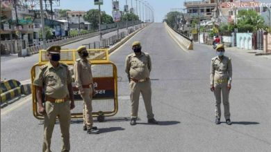 Lockdown increased in Uttar Pradesh again, the ban will be held till 10 May morning #Lockdown