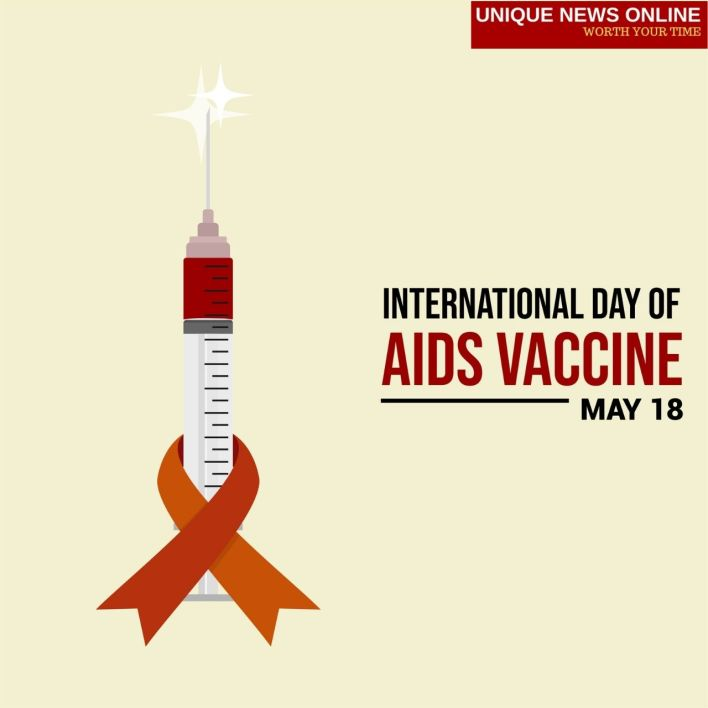 World AIDS Vaccien Day Poster
