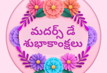 Mother's Day Quotes in Telugu
