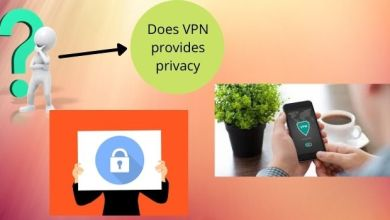 Does Using The VPN Provides The Security