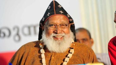 Dr. Philipose Mar Chrysostom , former head of Mar Thoma Church, dies