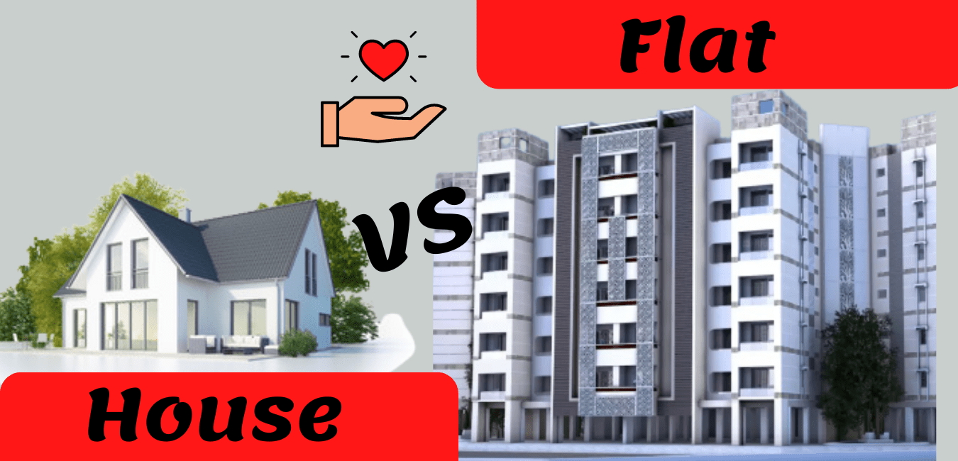 Major Reasons Flats Are Better Than Houses
