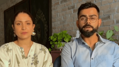 #InThisTogether: Virat-Anushka begin #InthisTogether Found Raise Campaign for Covid-19 Fight, will raise ₹7 Crore