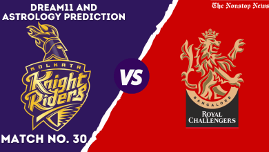 KKR vs RCB Match Dream11 and Astrology Prediction, Head to Head, Dream11 Top Picks and Tips, Captain & Vice-Captain, and who will win Kolkata Knight Riders or Royal Challengers Bangalore? #KKRvRCB