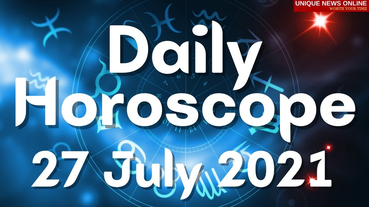Daily Horoscope: 27 July 2021, Check astrological prediction for Aries, Leo, Cancer, Libra, Scorpio, Virgo, and other Zodiac Signs #DailyHoroscope