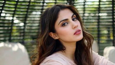 Through an Instagram post, Rhea Chakraborty told the mantra to fight the bad times… see also