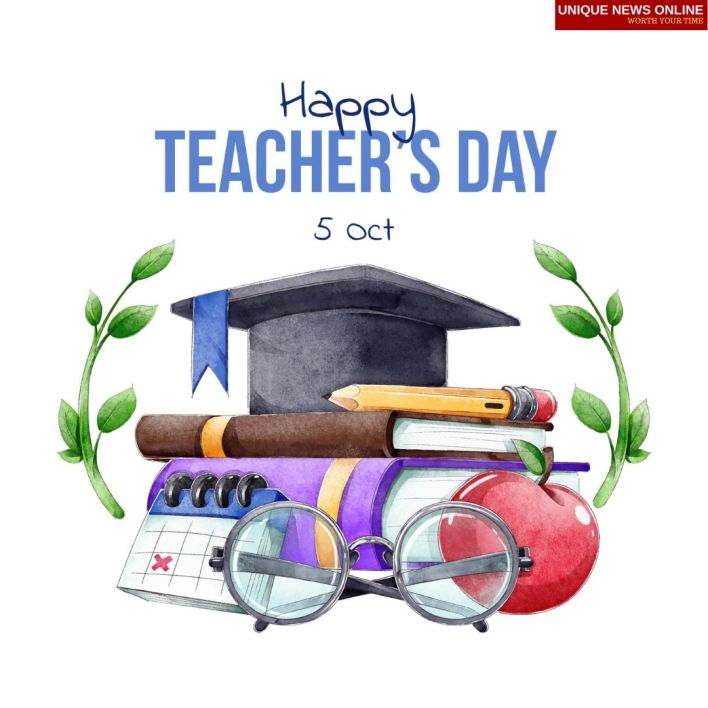Teachers' Day 2021 Wishes and Images for Teacher