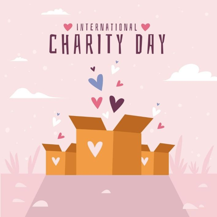 International Day of Charity Messages