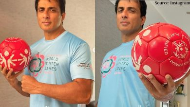 Four moons in the glory of Sonu Sood became the brand ambassador of Special Olympics