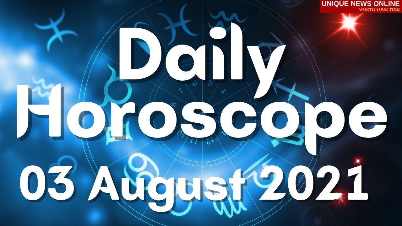 Daily Horoscope: 03 August 2021, Check astrological prediction for Aries, Leo, Cancer, Libra, Scorpio, Virgo, and other Zodiac Signs #DailyHoroscope