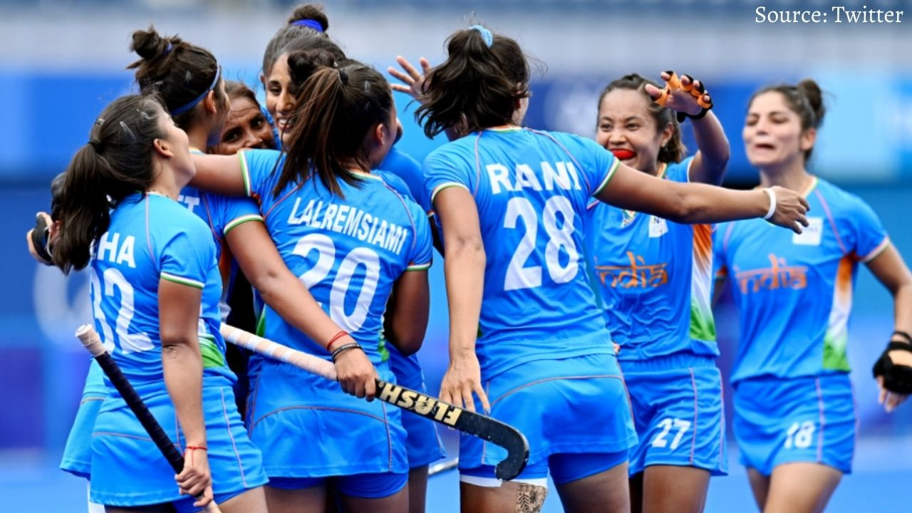 Tokyo Olympics: Indian women's hockey team created history, defeating Australia for the first time and made it to the semi-finals