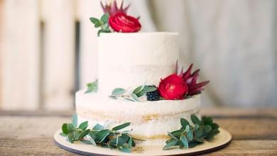 बेकिंग व्यावसायिक केक