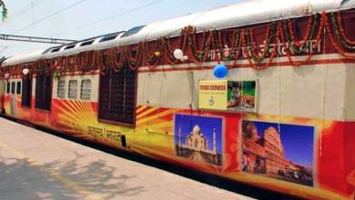IRCTC Bharat Darshan: Visit 7 Jyotirlingas by Bharat Darshan Train, 13-day tour, the fee is just Rs 12,285 per passenger