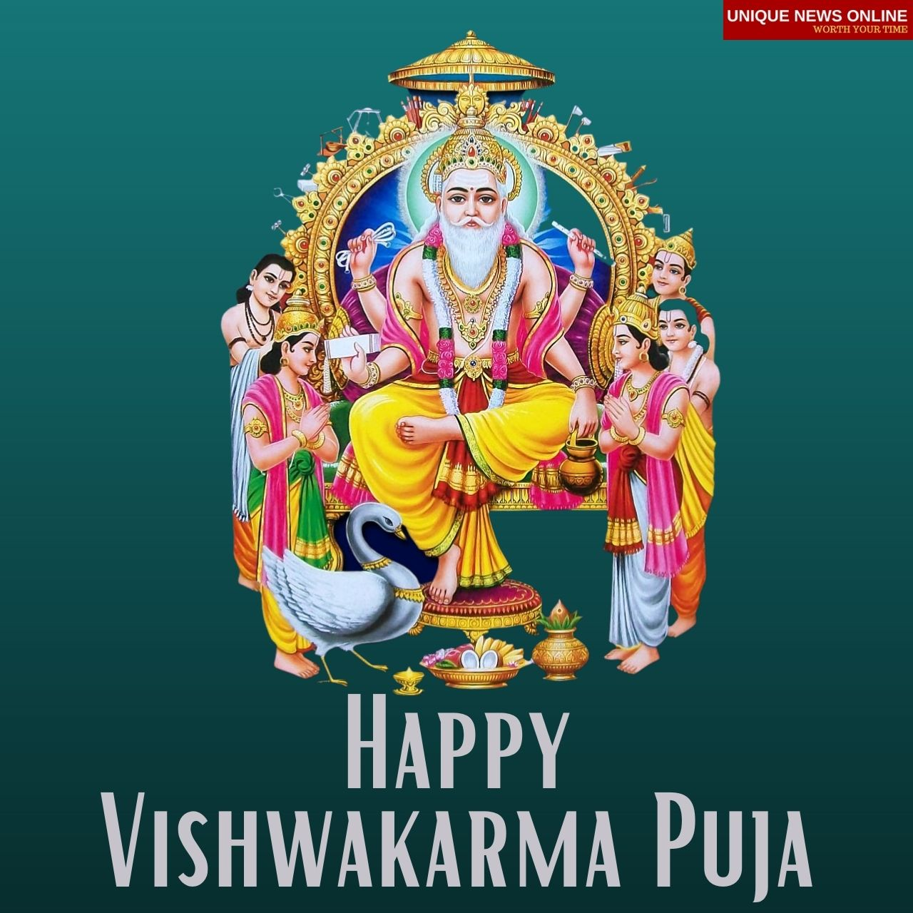 Happy Vishwakarma Puja 2021 Wishes, Quotes, HD Images, Messages, and Greetings to Share