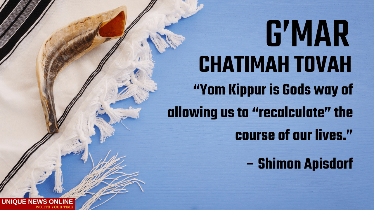 Happy Yom Kippur 2021 Images, Greetings, Wishes, Quotes, Messages, and Memes to share