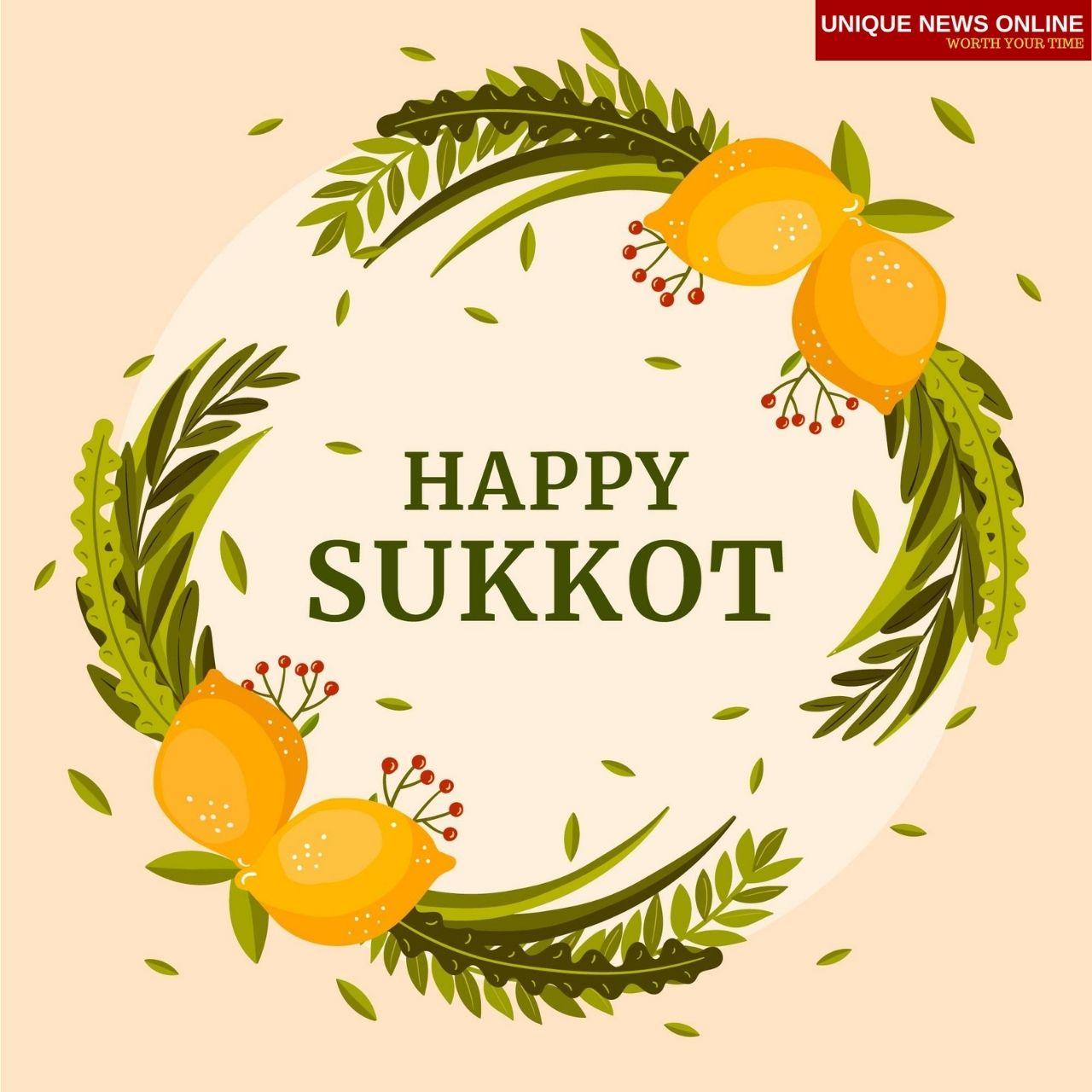Happy Sukkot