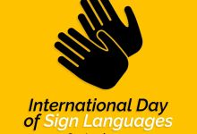 International Day of Sign Languages 2021 Theme, Quotes, Images, Poster, and Messages to Share