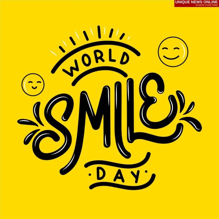 World Smile Day 2021 Quotes