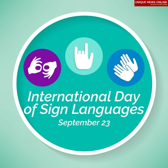 International Day of Sign Languages Quotes