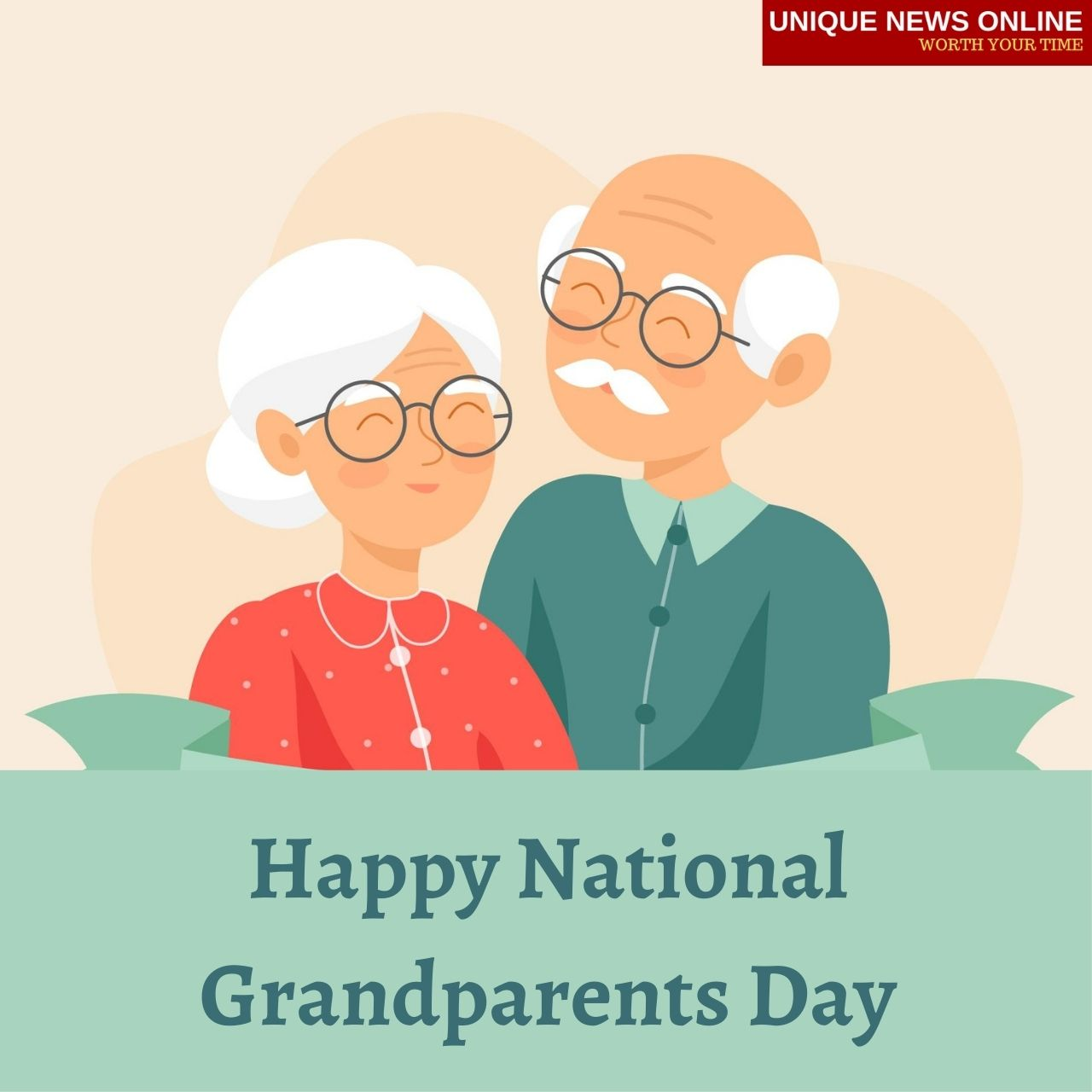 National Grandparents Day (US) 2021: Wishes, HD Images, Quotes, Messages, Stickers, Clipart, and Greetings to Share