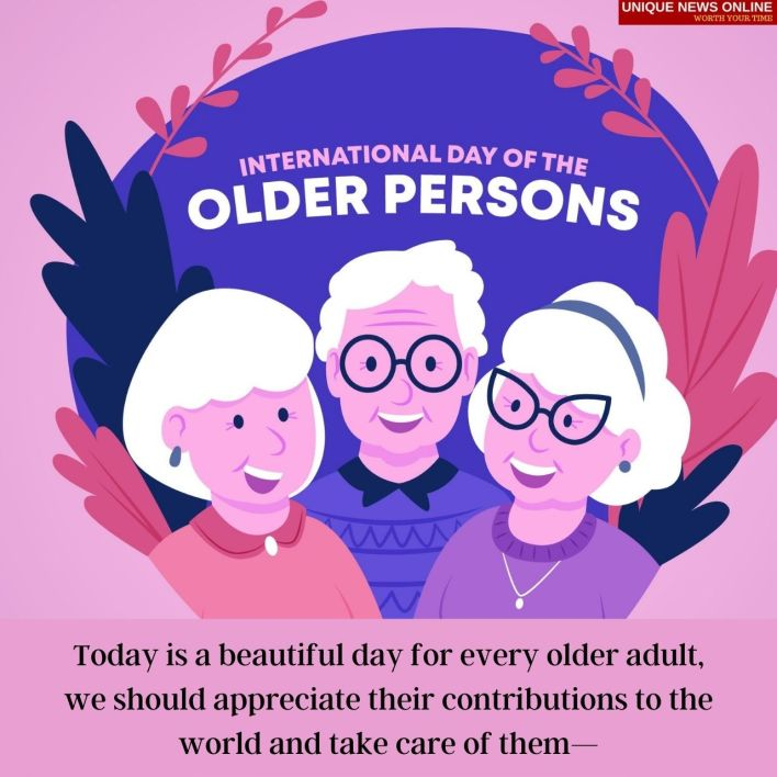 International Day of Older Persons Quotes