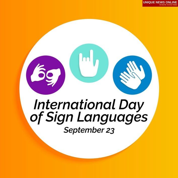 International Day of Sign Languages Messages