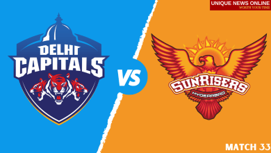 DC vs SRH, IPL 2021 Match no. 33: Dream11 and Astrology Prediction, Head-to-Head records, Fantasy Tips, Top Picks, Captain & Vice-Captain Choices for Delhi Capitals and Sunrisers Hyderabad Match
